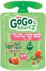 Gourde GoGo squeeZ Pomme - Pêche